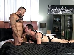 Brunette gay : young twinks tube
